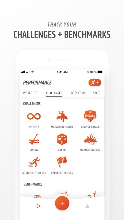 Orangetheory Fitness screenshot-4