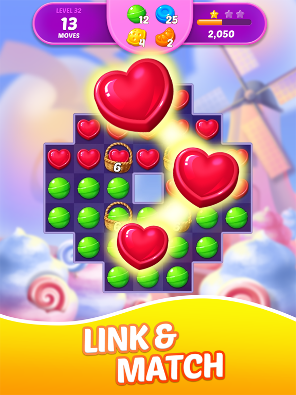 Lollipop : Link & Match screenshot 6