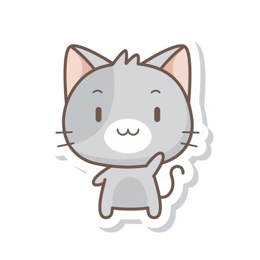 天空之猫 - 萌宠Stickers