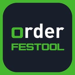 Festool Order app