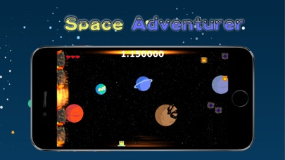Space Adventurer screenshot #4