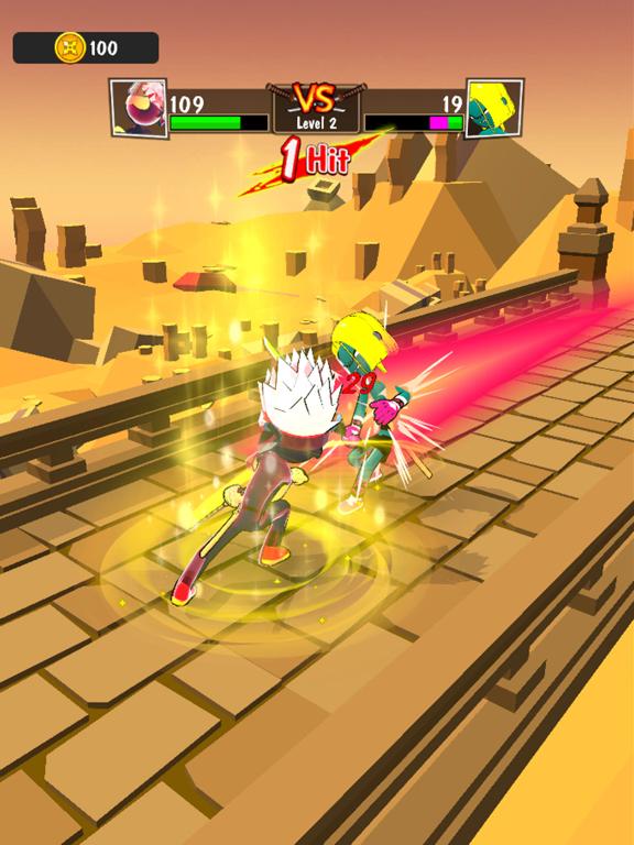 Katana Master - Stickman Ninja screenshot 7