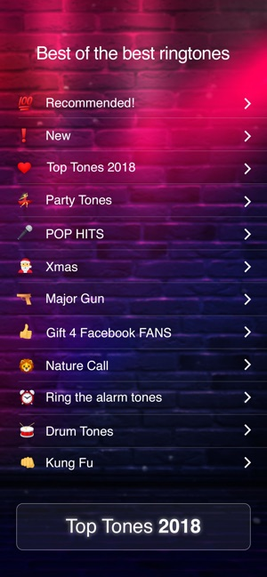 Music Ringtones for iPhone on the App Store