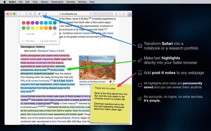 Highlighter for Safari for Mac