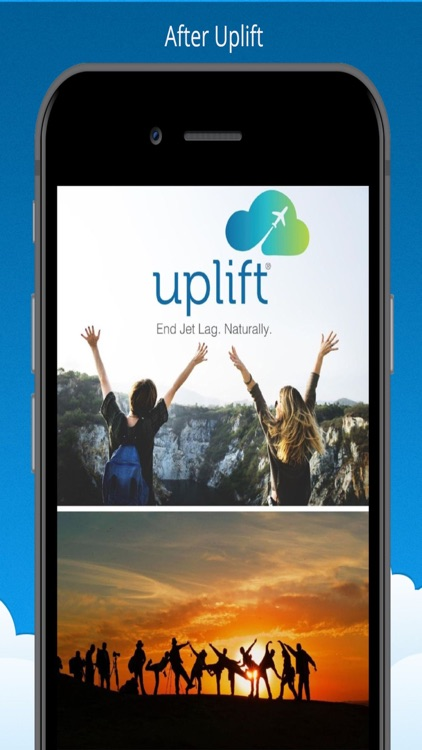 Uplift - Travel Without Jetlag screenshot-5