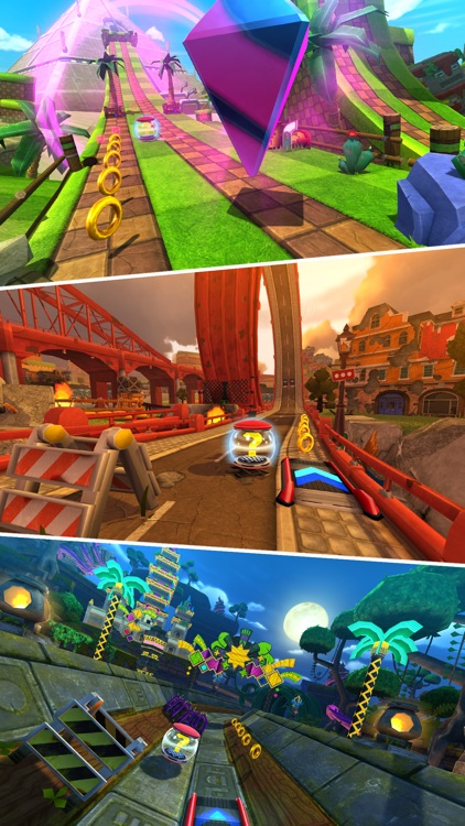 Sonic Forces - Racing Battle screenshot-3