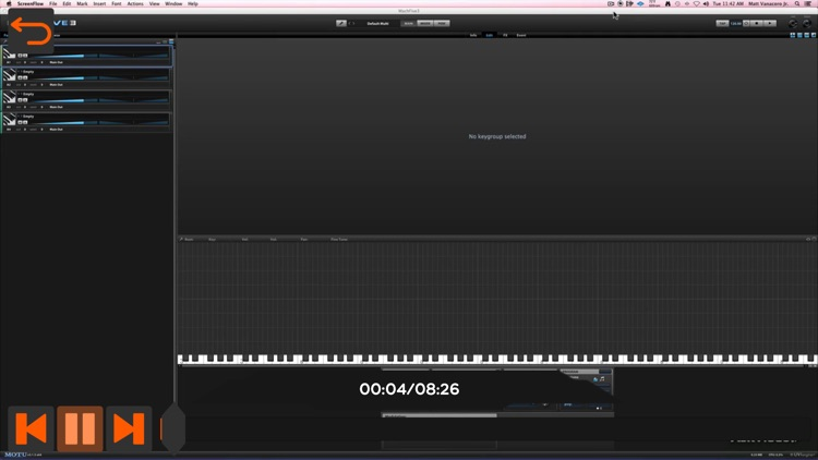 MachFive 3 Course for DP8 screenshot-3