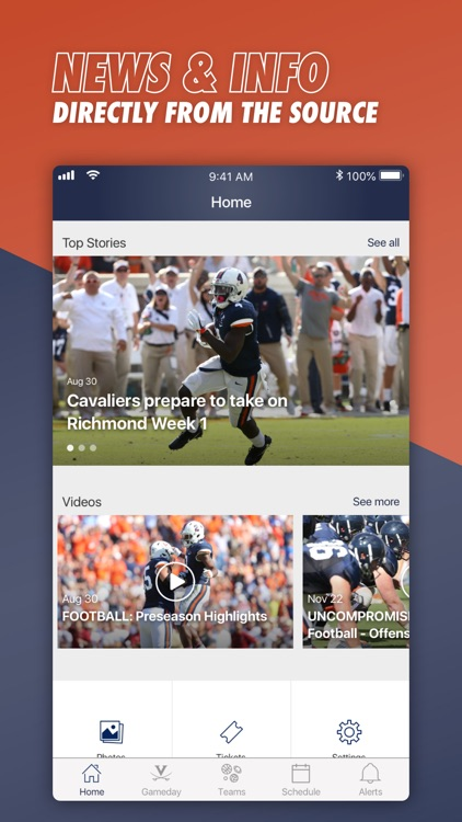 Virginia Sports screenshot-3