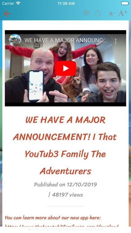 That YouTub3 Family screenshot-6