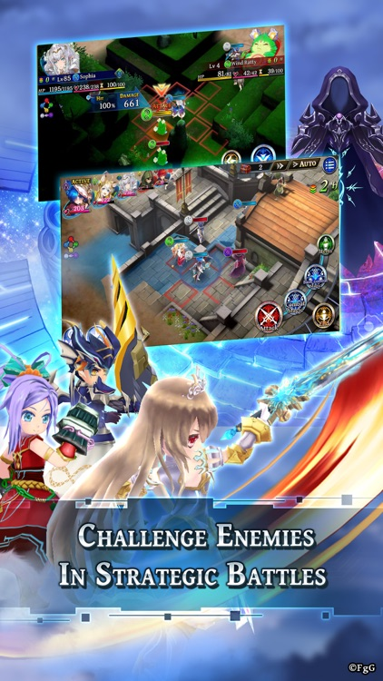 THE ALCHEMIST CODE screenshot-1