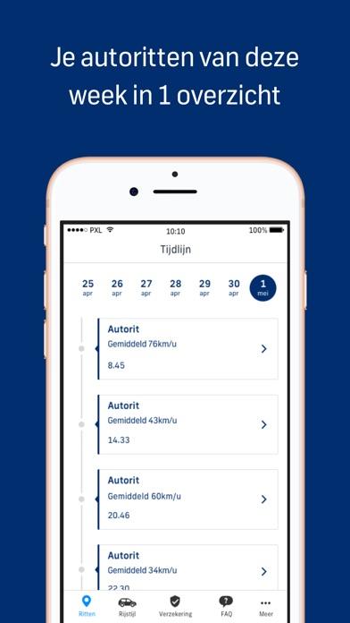 FBTO Rijstijl App screenshot #3