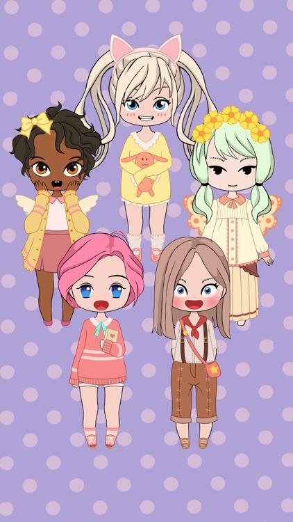 Chibi Maker - Avatar Creator screenshot-4