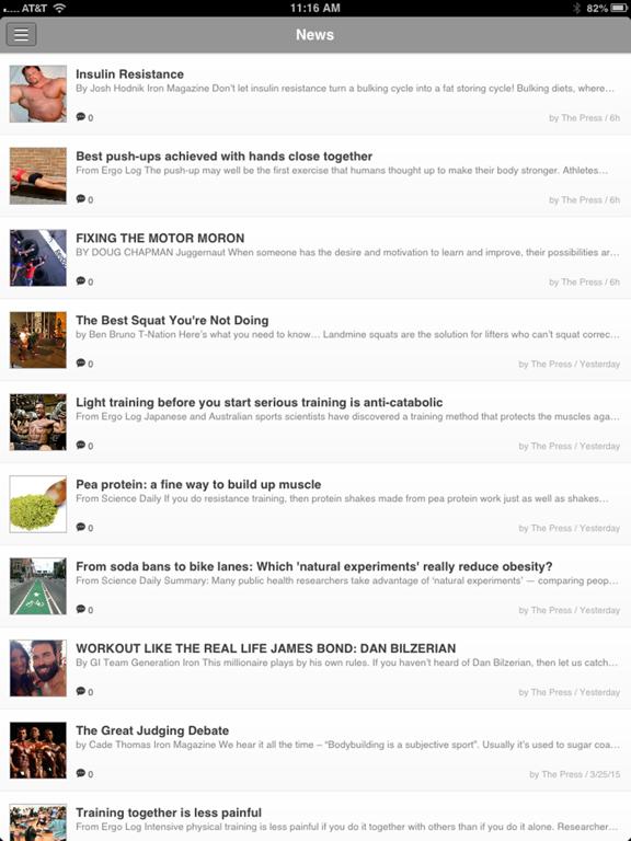 AnabolicMinds.com screenshot