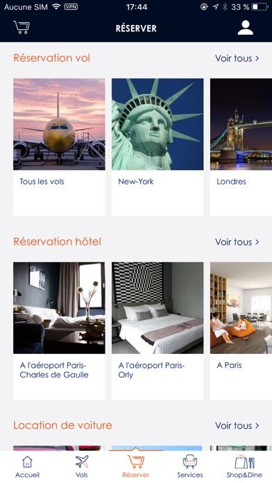 Télécharger Paris Aéroport – Application pour Pc