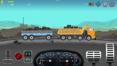 Trucker Real WheelsСкриншоты 3