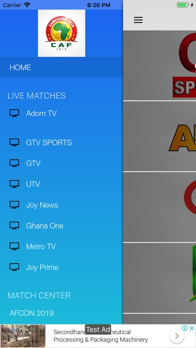 CAF Football - Afcon 2019 for Pc - Download free Entertainment app
