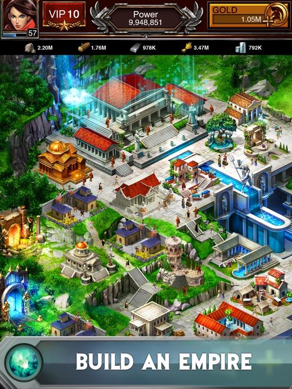 Game of War - Fire Edge screenshot