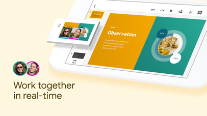 Screenshot for Google Slides in Singapore App Store