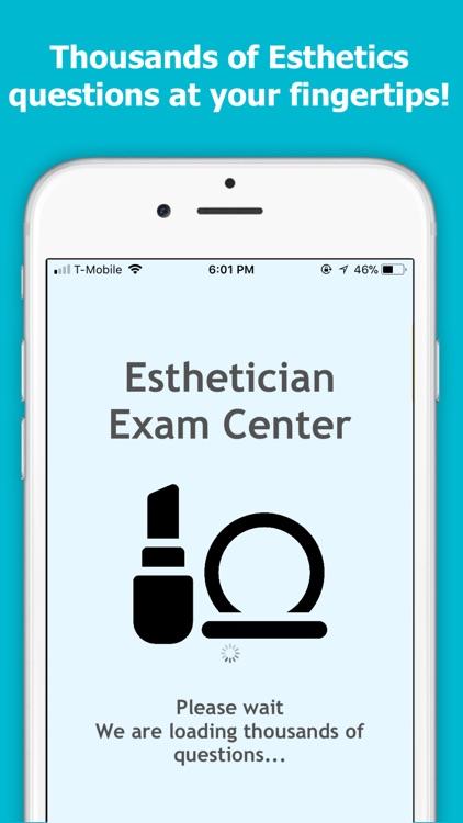 Esthetician Exam Center