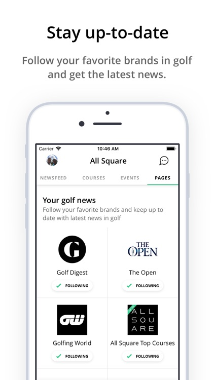 All Square Golf screenshot-4