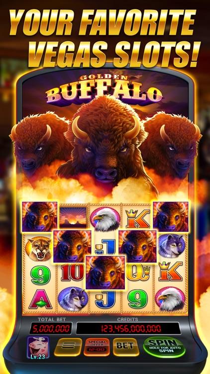 MilliBilli Slots - Video Poker screenshot-0