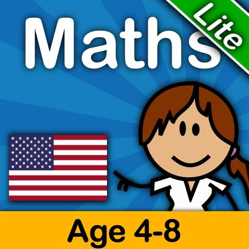 Maths, age 4-8 (US) Lite