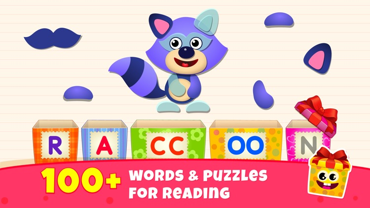 Games for Kids Reading Letters screenshot-8