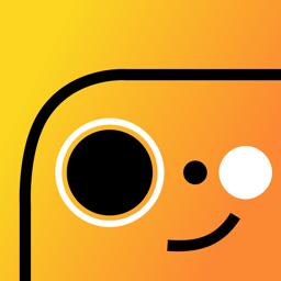 Ícone do app Face It - Back Camera Selfie