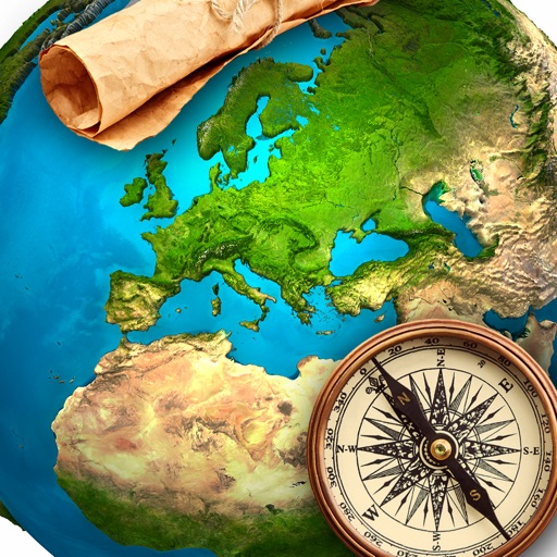 GeoExpert - мира