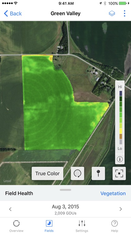 Climate FieldView™ screenshot-2