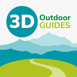 OutdoorGuides: 3D map Alps