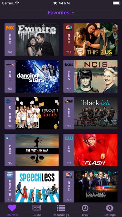 Channels DVR screenshot 1