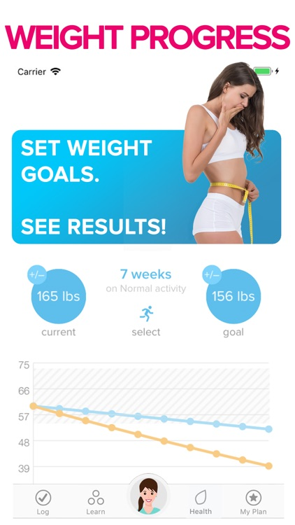 Healthy Weight Loss by Inlivo screenshot-5