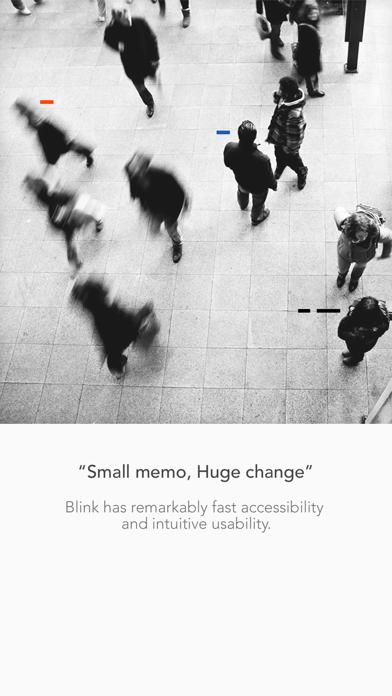 Screenshot Blink - Quick Memo