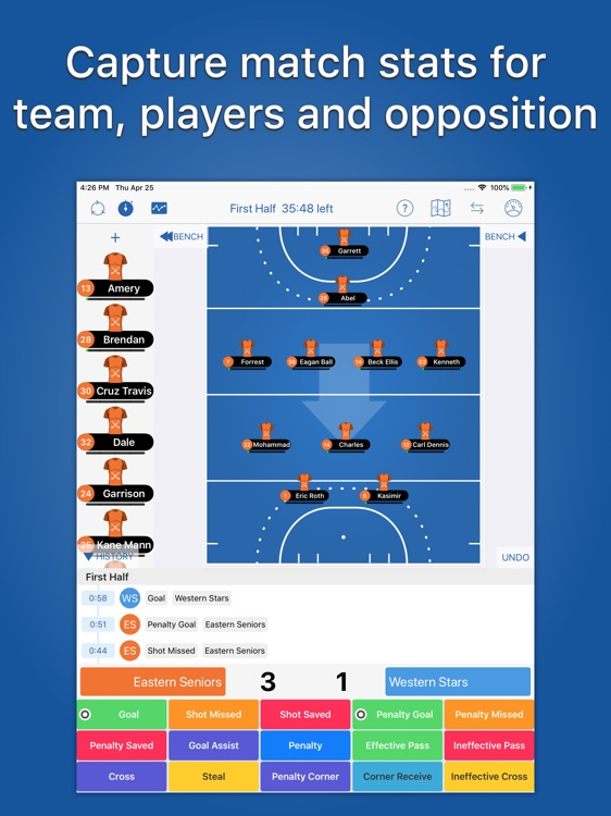 Great Coach Hockey screenshot-5