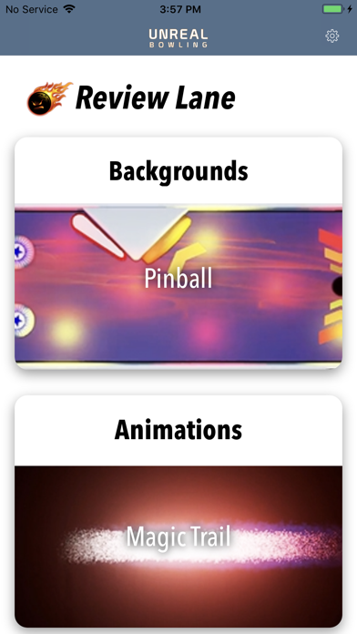 Unreal Bowling screenshot three