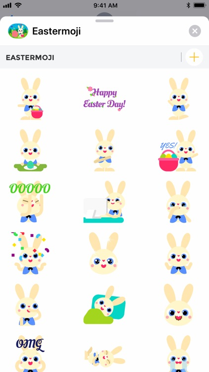 Eastermoji screenshot-2