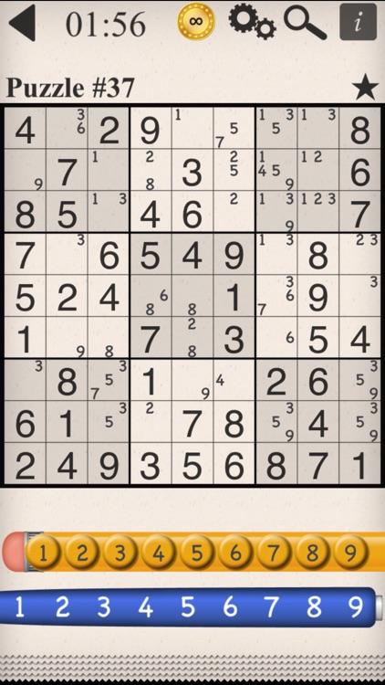 Eric's Sudoku –Classic Puzzles screenshot-3