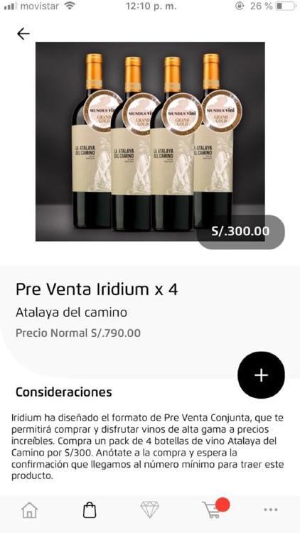 IRIDIUM screenshot-4