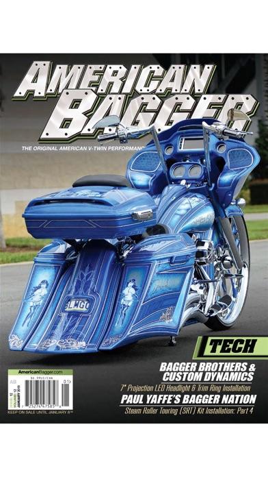 American Baggerのおすすめ画像4