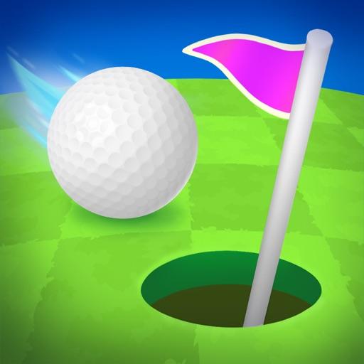Golf Balls 3D