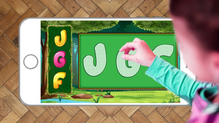Kids Puzzle Zoo Jigsaw Family screenshot-3