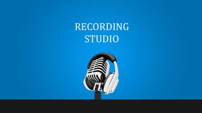 Recording Studio screenshot one
