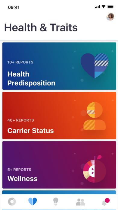 Screenshot #3 pour 23andMe - DNA Testing