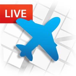 Flight Live: Flightradar 24