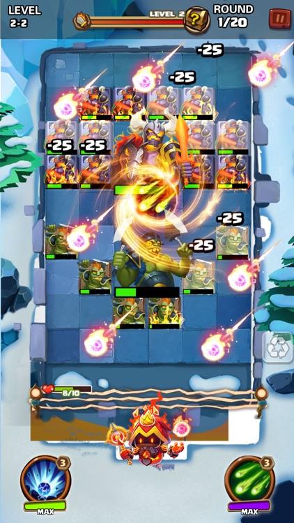 Magic vs Monster