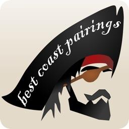 Best Coast Pairings: TO App