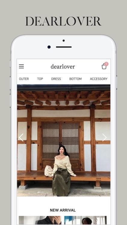 디어러버 - 20, 30대 여성들이 사랑하는 쇼핑앱
