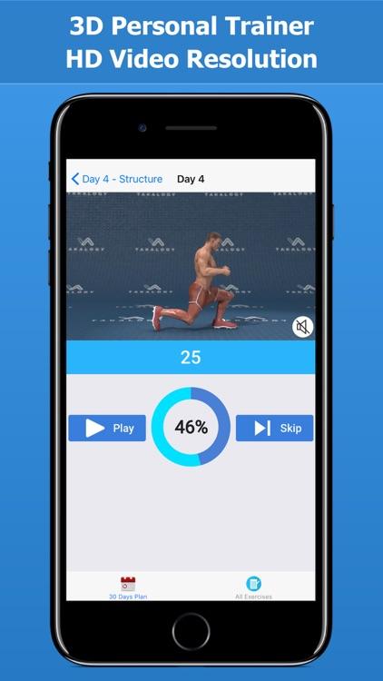 Strong Legs in 30 Days screenshot-4