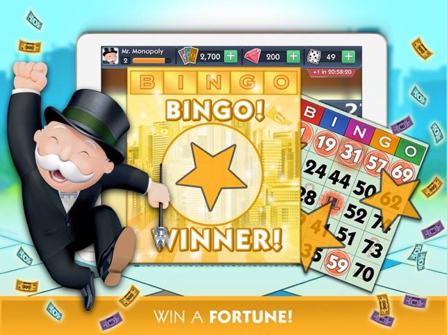 MONOPOLY Bingo! on the App Store